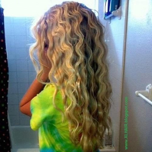Xl Hair Tutorial Ondas De Sirena Muy F 193 Cil Con V 205 Deo