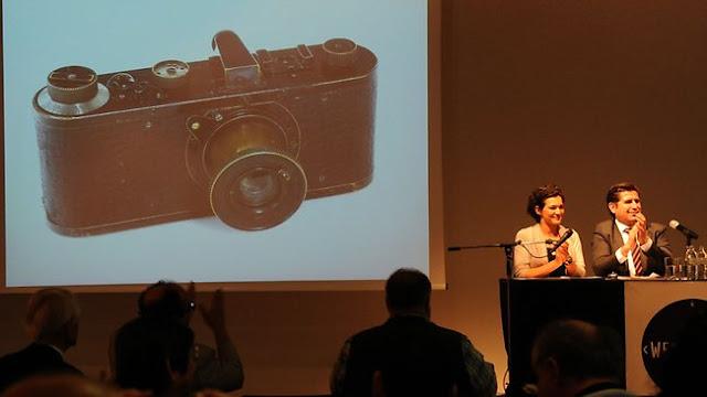 Lelong kamera Leica 0-series