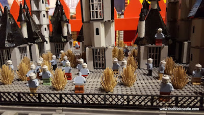 Halloween LEGO Castle Manchester LEGOLAND Discovery Centre
