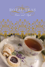 Royal Teas with Grace and Style by Eileen Shafer