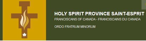 SITE DE LA PROVINCE ST-ESPRIT DU CANADA