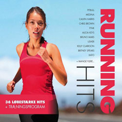 pop  Running Hits 2012