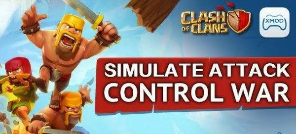 XMODGAMES Clash of Clans Auto Next