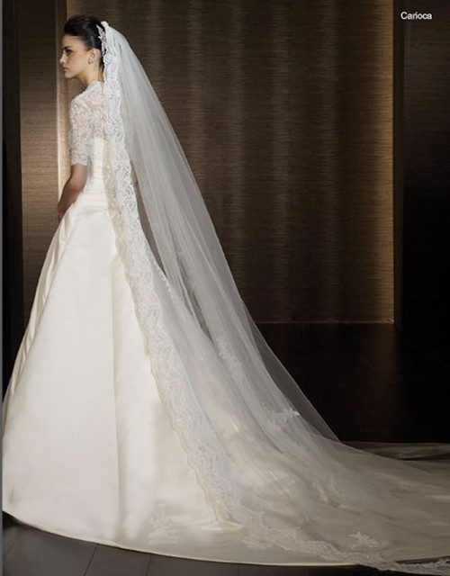 an indispensable of your wedding dress selecting a proper wedding veil