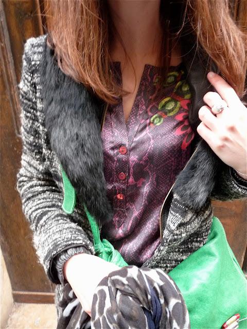 Mode Fashion Blog H&M Kookai Desigual Topshop Catherine Parra Crézus du-createur.com