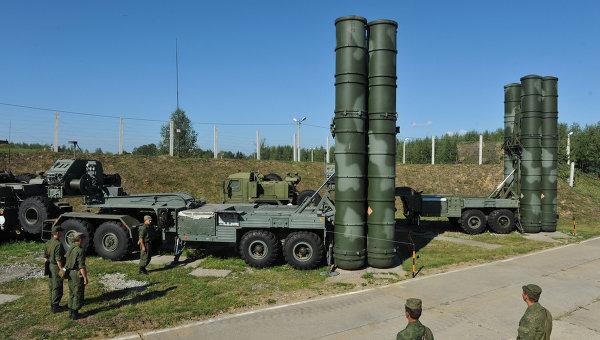 Rusia jaga perbatasan negara dengan S-400