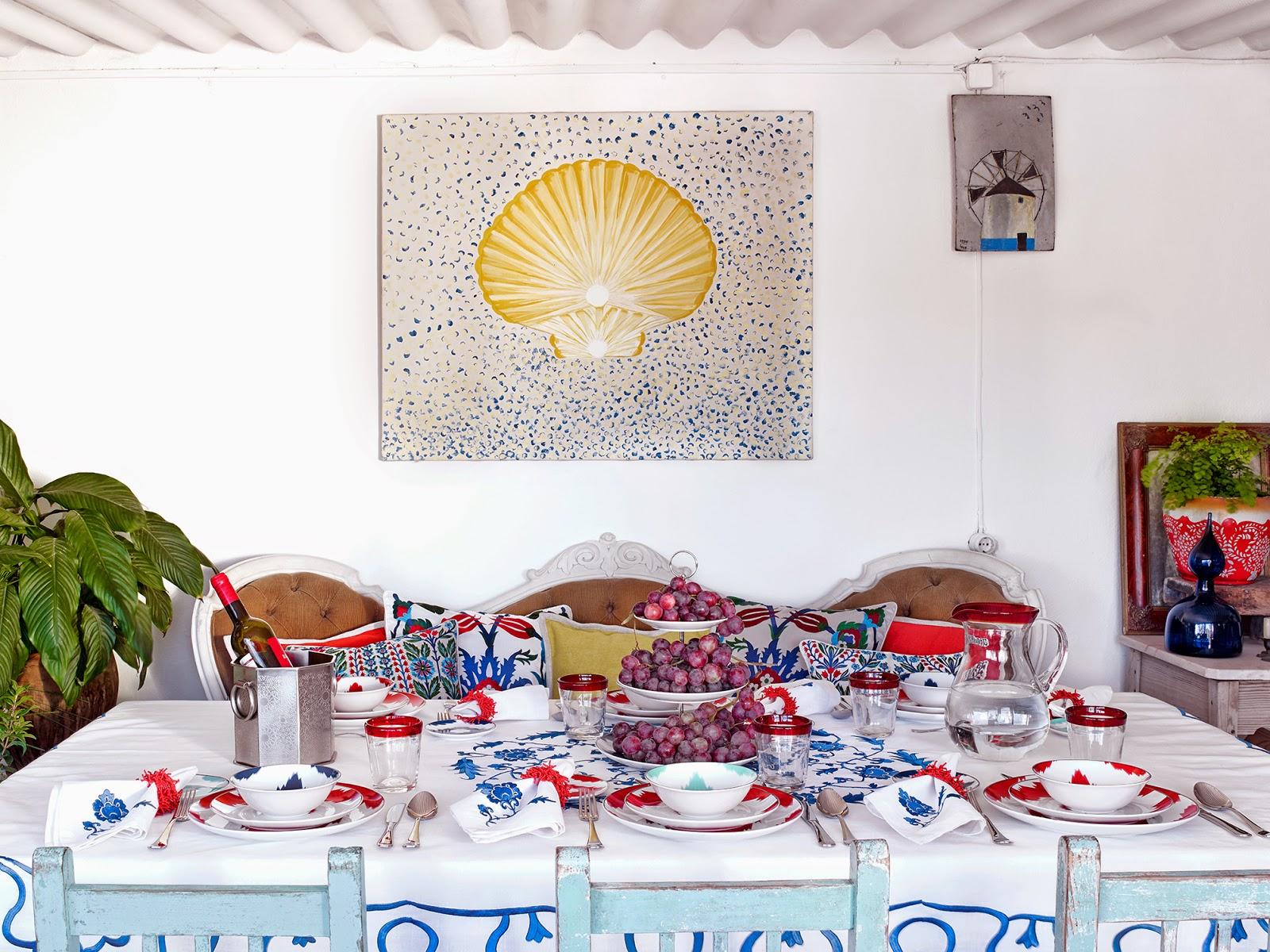 Zara Home Decoracion Mesas ~  Tendencias para Vestir la Mesa en Primavera y Verano con Zara Home