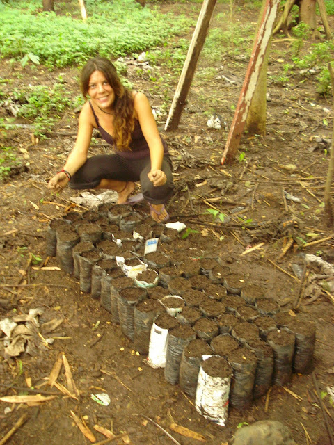environmental volunteer Nicaragua