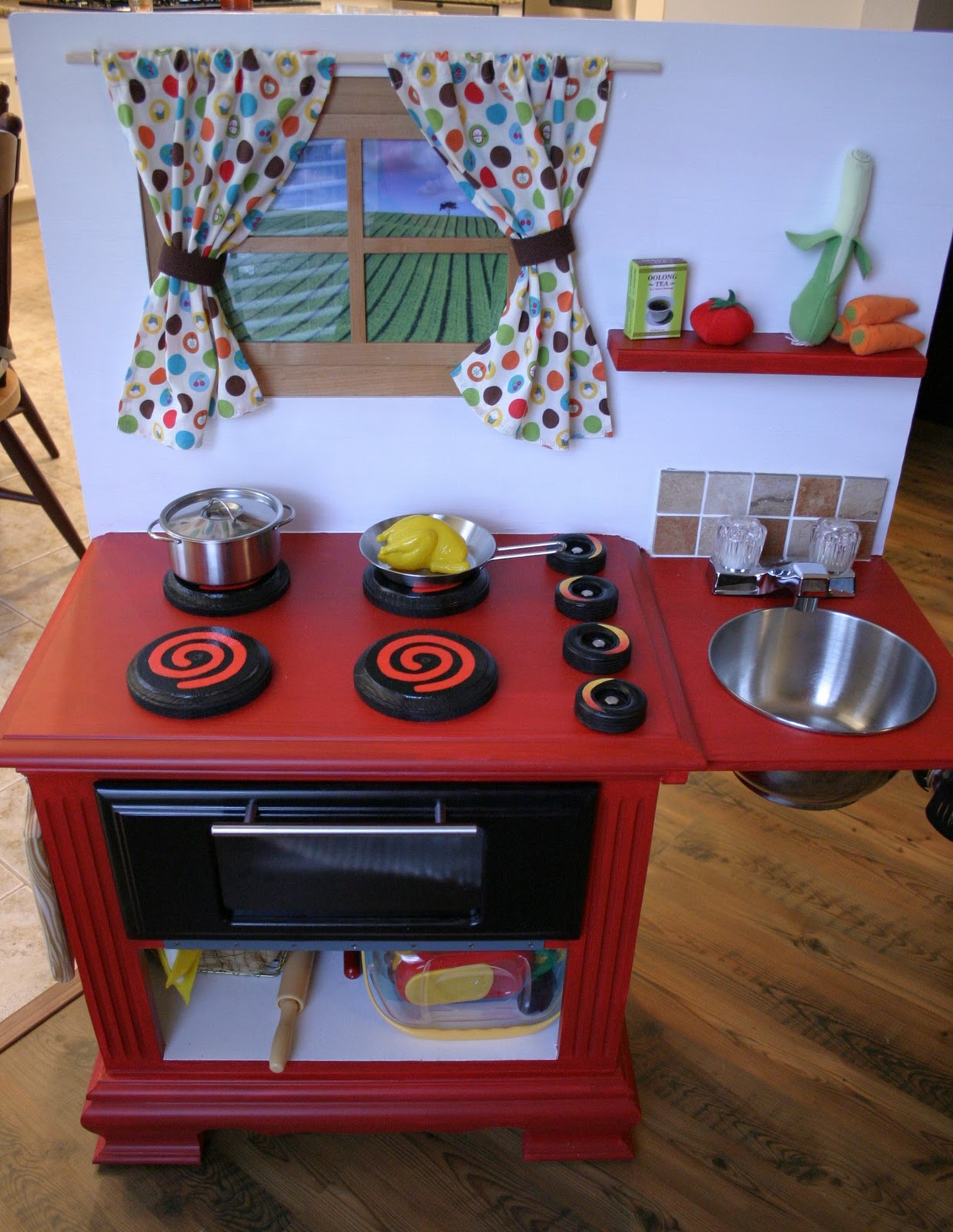 play kitchen taylormade