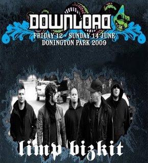 Limp bizkit live at Rock am Ring