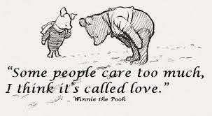 innie the pooh love quotes