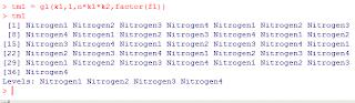 membuat vektor perwakilan perlakuan 1
