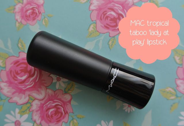mac lady at play lipstick