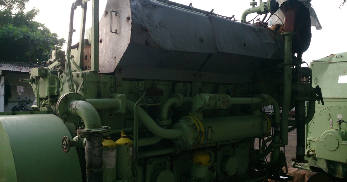 1500 kva 900 kw daihatsu 6dk20 rh marine engines in