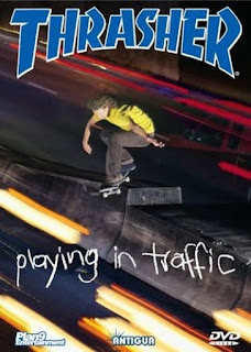 Thrasher - Playing in Traffic