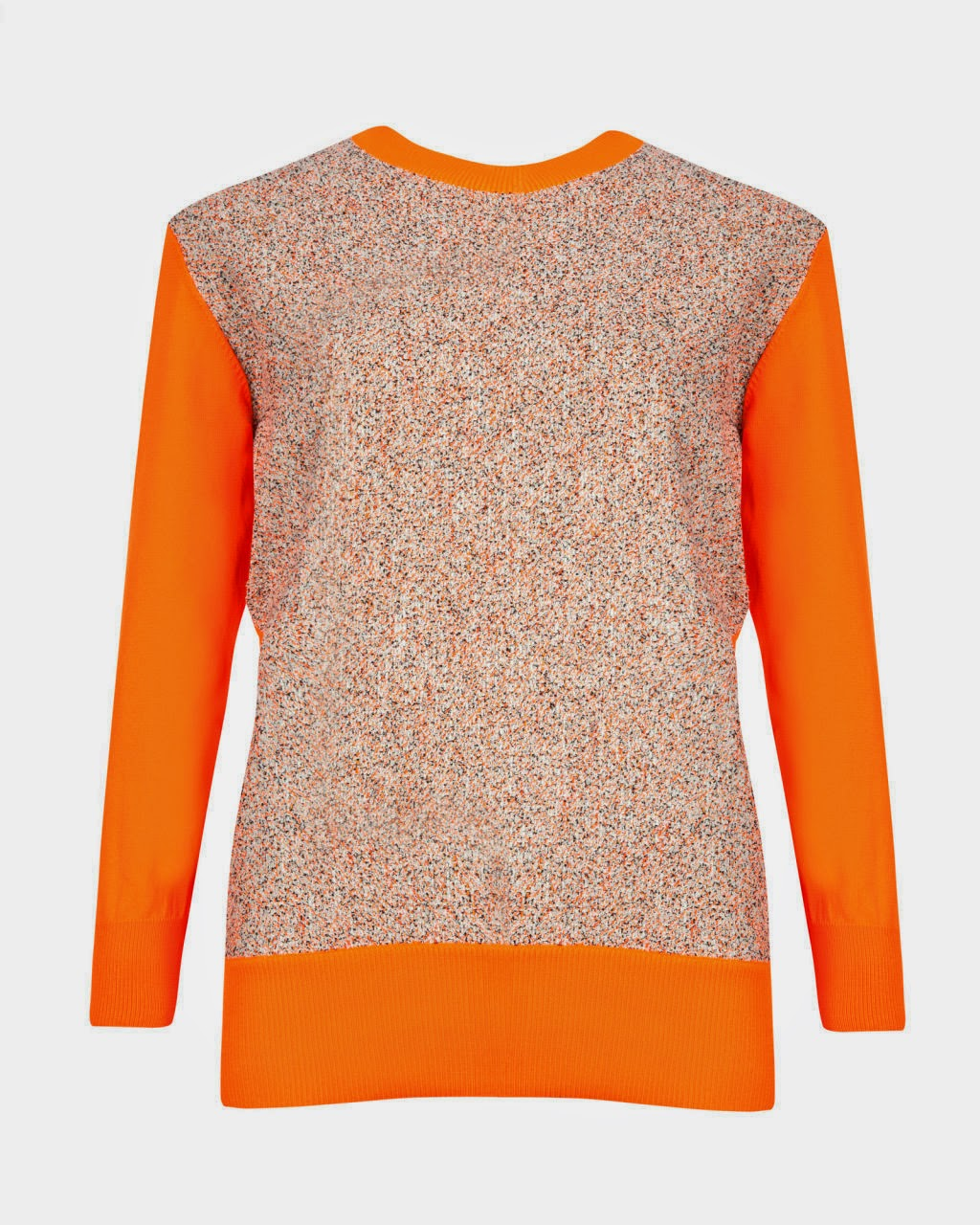 ted baker orange top