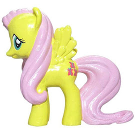 MLP Chocolate Egg Figure Fluttershy Figure by Chimos