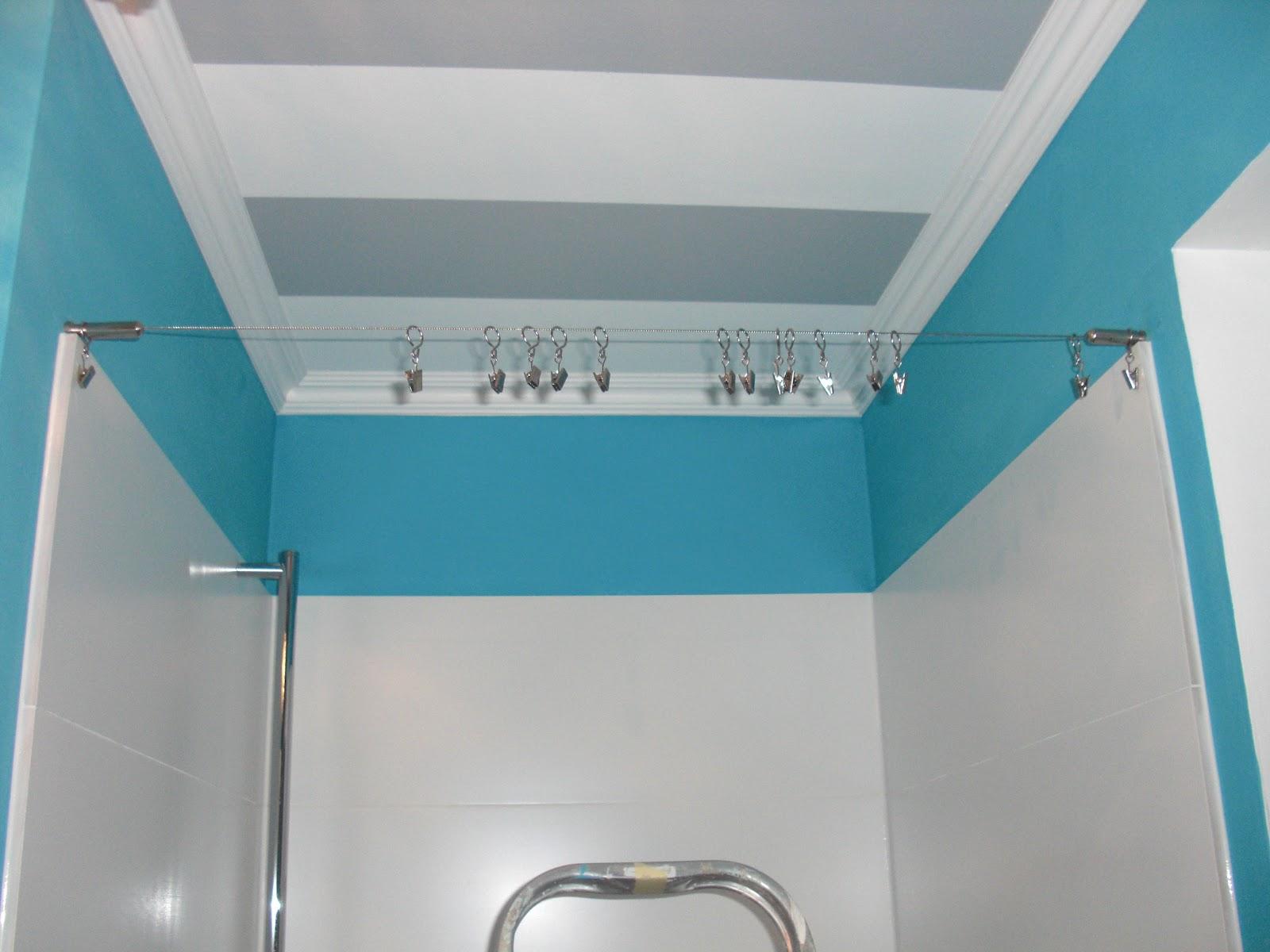 heim elich makeover g stebad duschvorhang. Black Bedroom Furniture Sets. Home Design Ideas