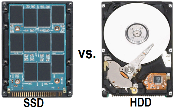 Solid-State Drives (SSD) vs. Hard Disk Drives (HDD)