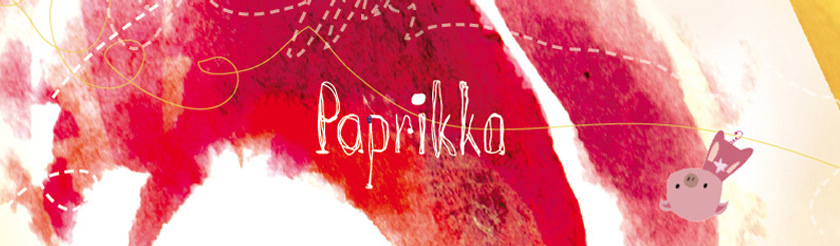 PAPRIKKA, Illustrator, painter, graphic designer
