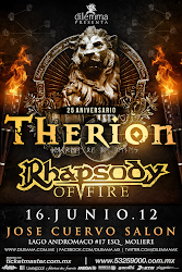 Therion + Rhapsody of Fire