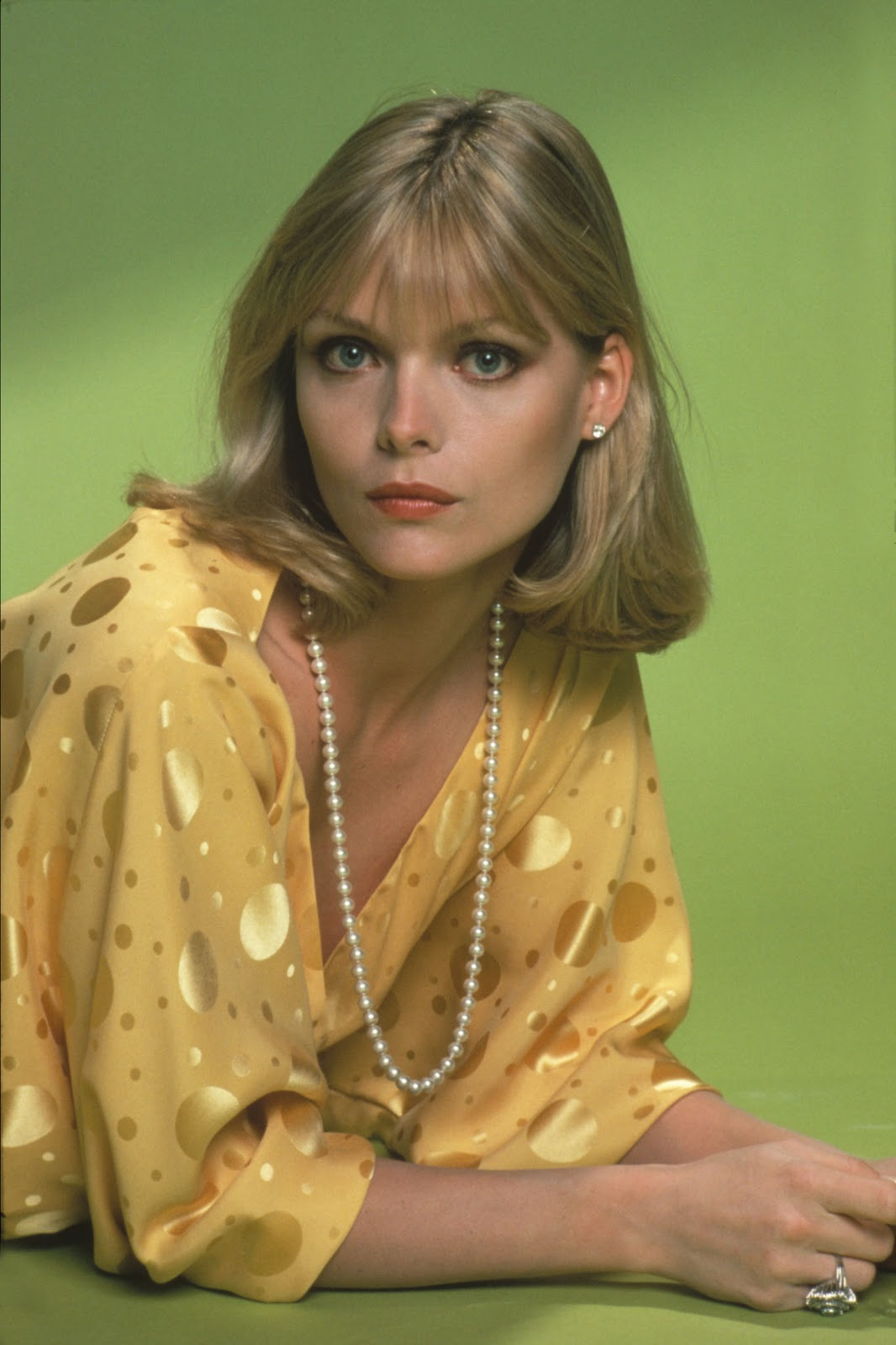 Michelle Pfeiffer As Young Woman 2