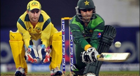 Australia VS Pakistan T20 Live