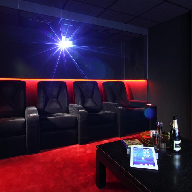 Le blog hd land hd land int gration et installation home cin ma - Salle de cinema maison ...
