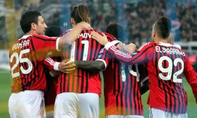 Parma Milan 0-2 highlights sky