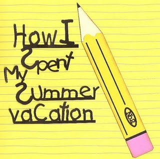 ... Essays, College Application Essays - My summer vacation essay for kids