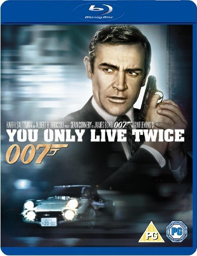 Poster Of You Only Live Twice 1967 English 350MB BRRip 480p Free Download Watch Online