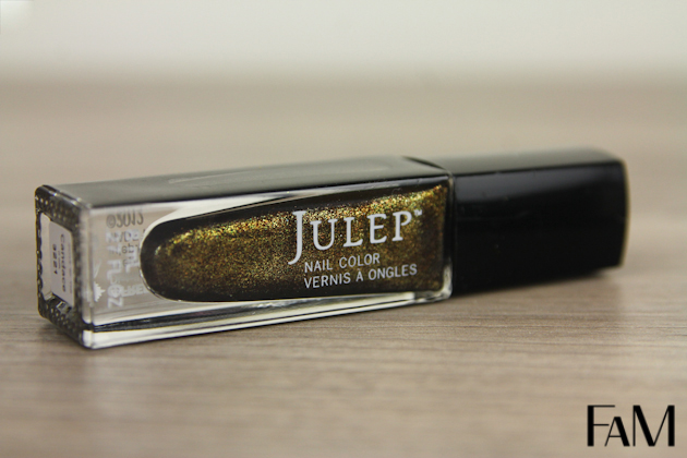 Julep Maven Nail Polish - Candace - It girl - Review and Swatches