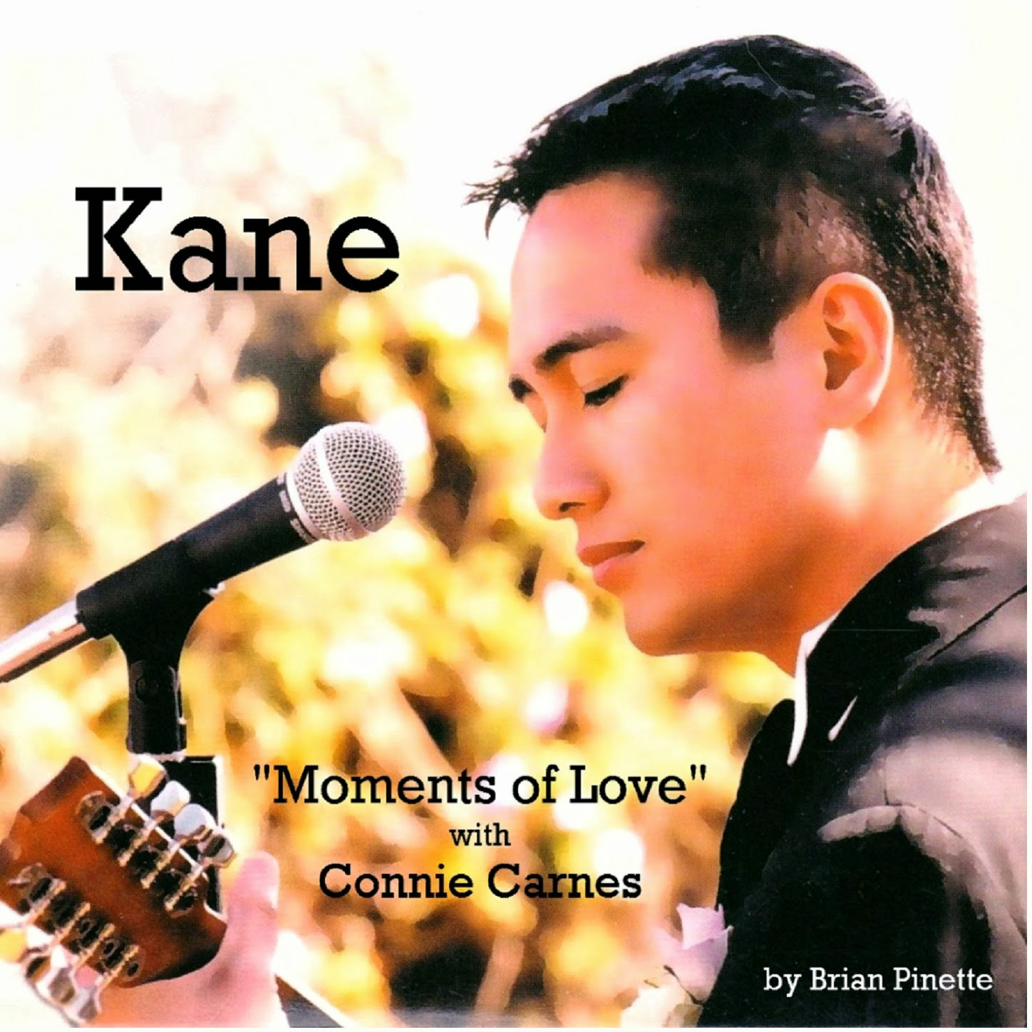 Kane sings Moments of Love with Connie Carnes by Brian Pinette mp3 album $1.98