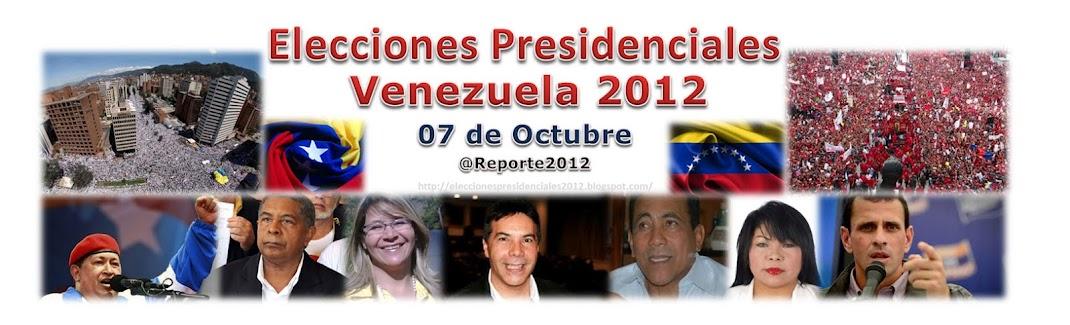 Presidenciales2012: Yoel Acosta Chirinos