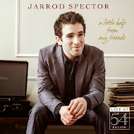 RECENT MEDIA REVIEW: CD: Jarrod Spector: A Little Help From My Friends