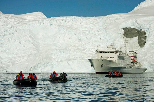 Travel Antarctica  Antarctic Cruises  Cruise Antarctica September 2011