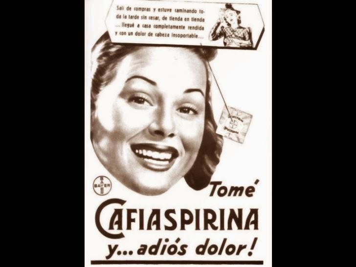 Pastillas Cafiaspirina
