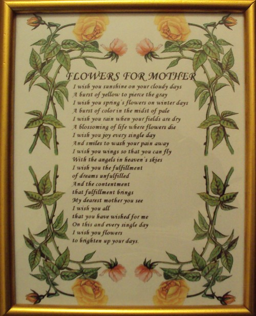 birthday quotes for mothers. Birthday Wishes for My Mother
