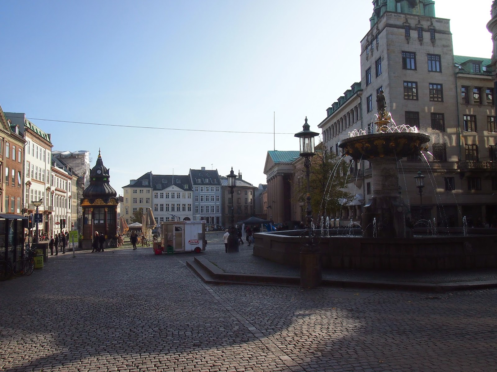 The Slutterigad and Nytorv square