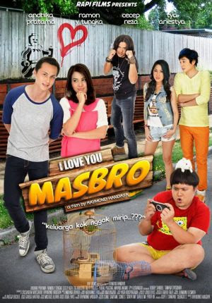 I Love You Masbro Film