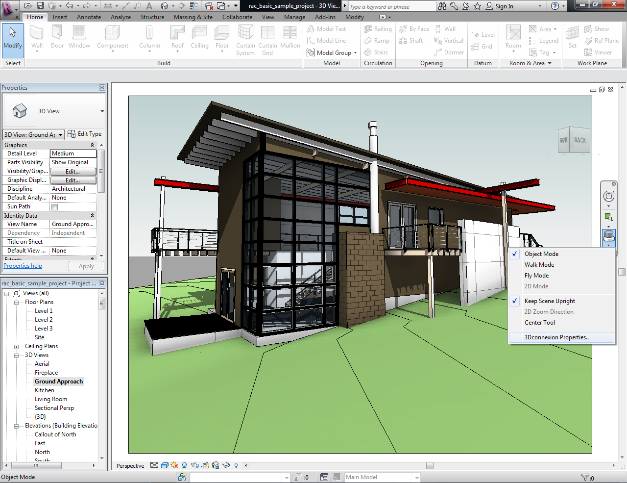 Tips and tricks on bim revit and archicad the nicest for Amnagement maison 3d