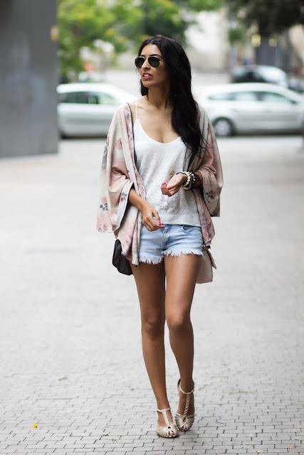 How to wear a kimono - Mode Devoted