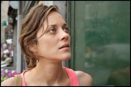 Marion Cotillard en Dos días, una noche, de Jean-Pierre y Luc Dardenne