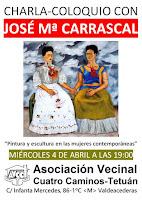 Pintura y escultura en las mujeres contemporáneas