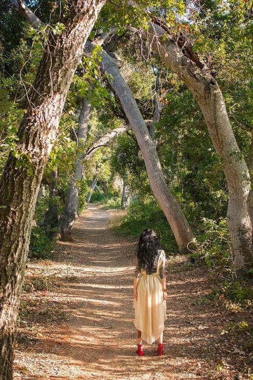 style - woodland