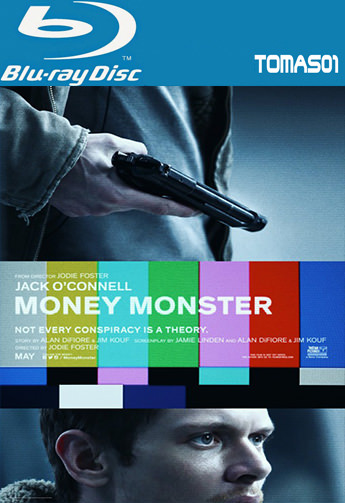 BRRip - Money Monster (2016) [BDRip/Subtitulado] [Mult/MG]