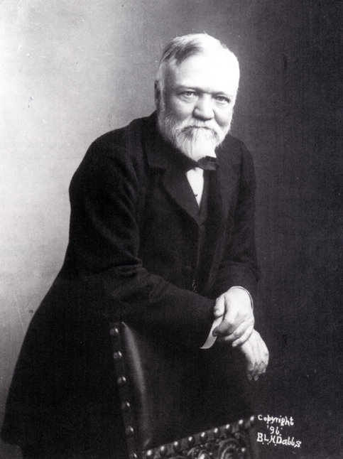 andrew carnegie history Genealogy for andrew carnegie (1835 - 1919) family tree on geni, with over 180  million  historical records matching andrew carnegie.