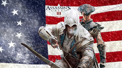 Assassin's Creed 3 Wallpaper 1366x768