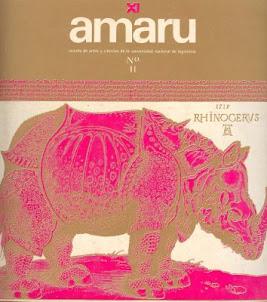 AMARU / REVISTA DEL 70