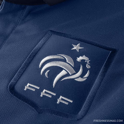 France Official Jersey Euro 2012